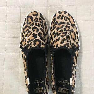 Kate Spade Leopard Keds
